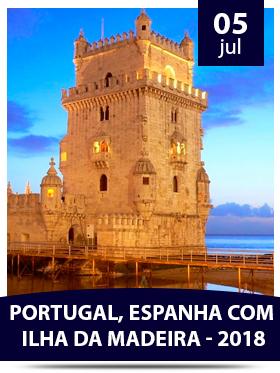 PORTUGAL-ESPANHA-ILHAMADEIRA-05-07-2018